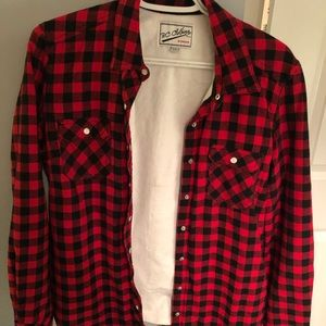 Jackets & Blazers - Plaid jacket